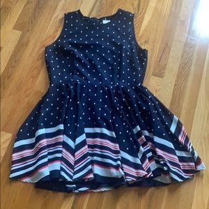 Madison Jules Fit & Flare Dress (XL/14)
